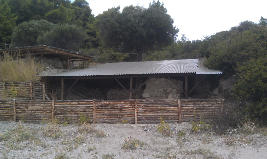 Название: Древний город Менди в Греции.jpg Просмотров: 156  Размер: 146.5 Кб