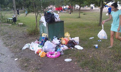 Нажмите на изображение для увеличения Название: Куча мусора.jpg Просмотров: 457 Размер:99.1 Кб ID:2808