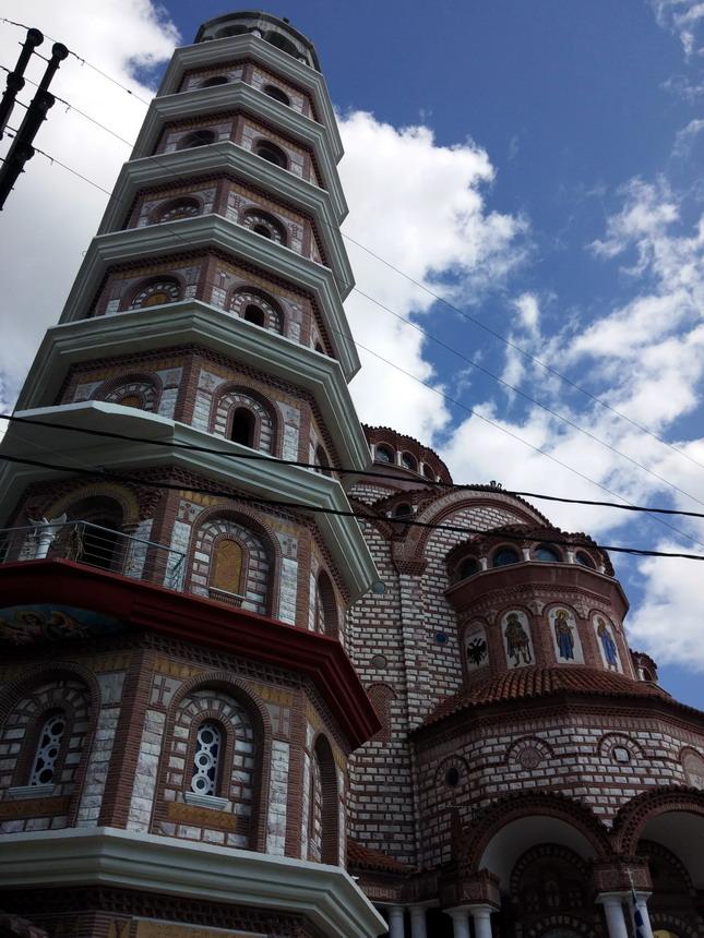 Название: Храм Святого Георгия - колокольня.jpg Просмотров: 158  Размер: 185.9 Кб
