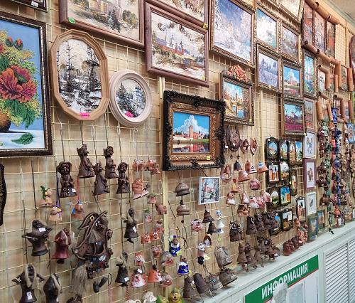 Нажмите на изображение для увеличения Название: Сувениры из России.jpg Просмотров: 352 Размер:100.5 Кб ID:2550