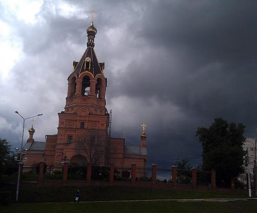 Нажмите на изображение для увеличения Название: Троицкий собор в Раменское.jpg Просмотров: 1093 Размер:92.7 Кб ID:2557