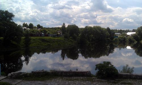 Нажмите на изображение для увеличения Название: Озеро в городе Бронницы.jpg Просмотров: 589 Размер:93.7 Кб ID:2560