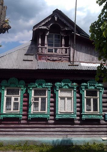 Нажмите на изображение для увеличения Название: Деревянный дом в России.jpg Просмотров: 521 Размер:97.2 Кб ID:2561